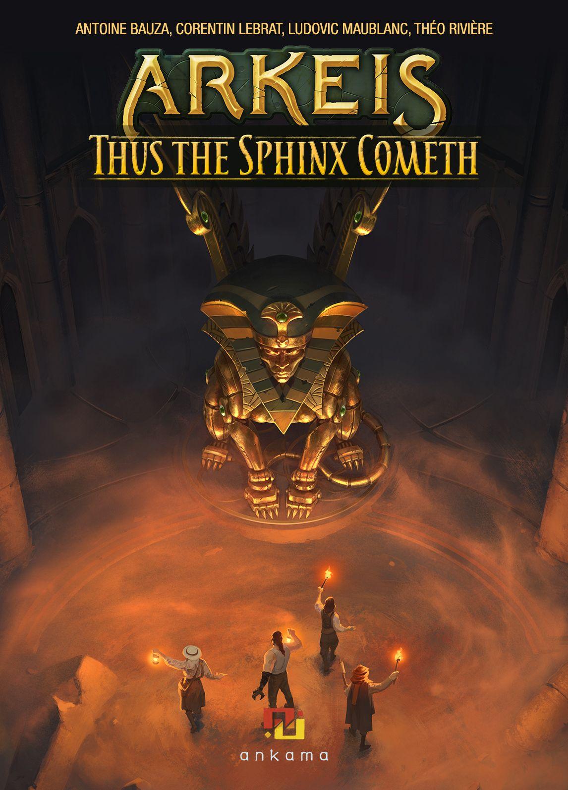 Arkeis: Sphinx Expansion