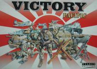 Board Game: Pacific Victory: War in the Pacific 1941-45