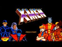 Video Game: X-Men