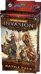 Board Game: Warhammer: Invasion – The Burning of Derricksburg