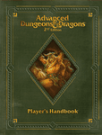 RPG Item: Player's Handbook (AD&D 2e Revised)