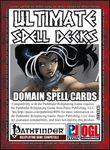 RPG Item: Ultimate Spell Decks: Domain Spell Cards