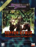 RPG Item: Rappan Athuk R1: The Dungeon of Graves: The Upper Levels
