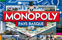 Board Game: Monopoly: Pays Basque