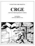 RPG Item: CRGE: Conjectural Roleplaying GM Emulator