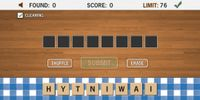 Video Game: Word Master