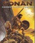 RPG Item: Conan Games Master's Screen