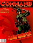 Board Game: Proud Monster: The Barbarossa Campaign