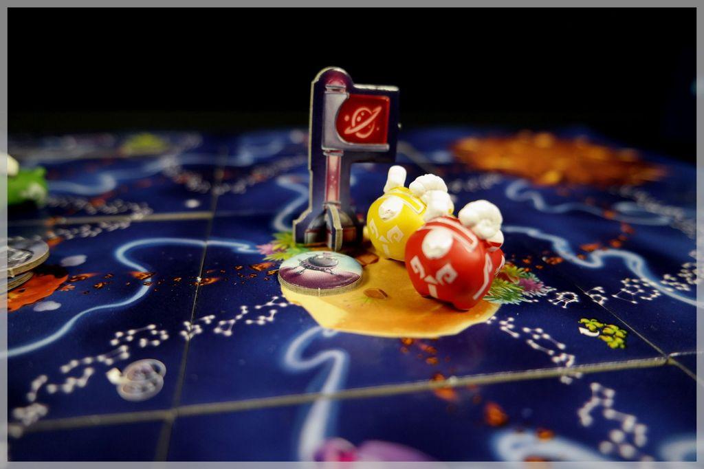 Board Game: Edenia