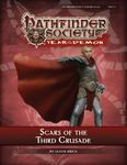 RPG Item: Pathfinder Society Scenario 5-22: Scars of the Third Crusade