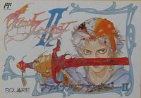 Video Game: Final Fantasy II