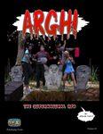 RPG Item: Argh!: The Supernatural RPG