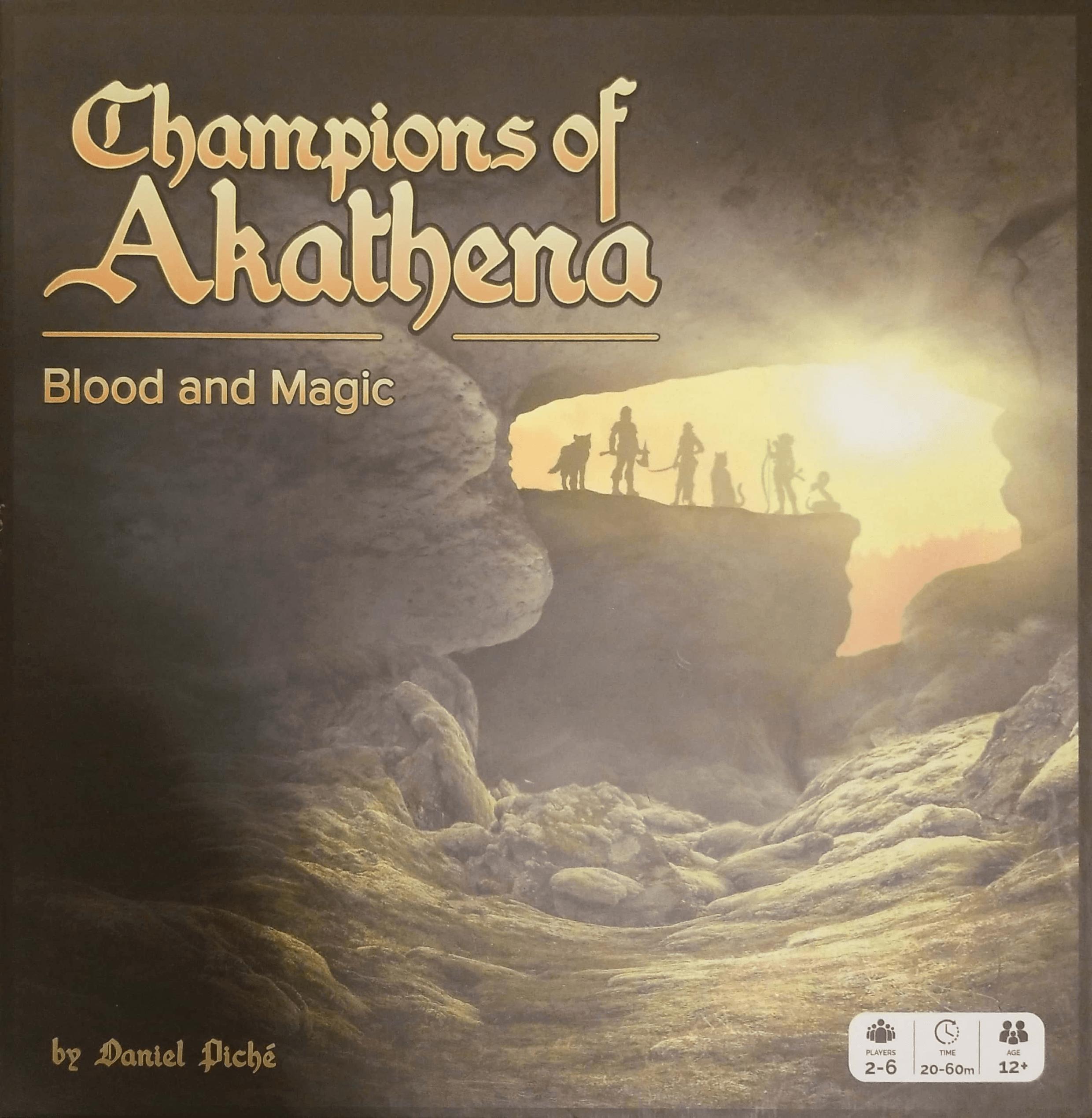Champions of Akathena: Into the Wild