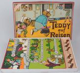 Board Game: Teddy auf Reisen