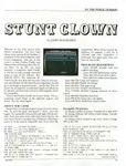 Video Game: Stunt Clown