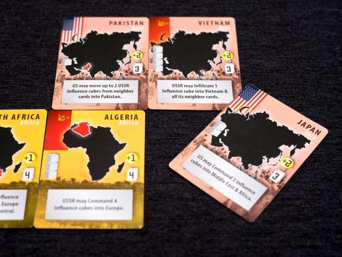 Board Game: Iron Curtain
