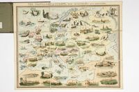Board Game: The Travellers of Europe, with Improvements and Additions
