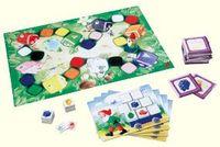 Board Game: The Color Dwarfs