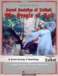 RPG Item: Secret Societies of Vathak: The People of Ash