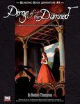 RPG Item: Bleeding Edge Adventure #3: Dirge of the Damned