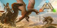 Video Game: ARK: Scorched Earth