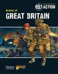Board Game: Bolt Action: Armies of Great Britain