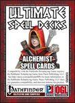 RPG Item: Ultimate Spell Decks: Alchemist Spell Cards