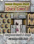 RPG Item: Instant Dungeon Crawl: Quick Lairs 5