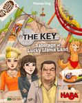 Board Game: The Key: Sabotage at Lucky Llama Land