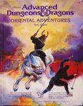 RPG Item: Oriental Adventures
