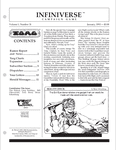 Issue: Infiniverse (Vol 1, Number 31 - Jan 1993)
