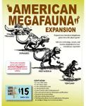Board Game: American Megafauna  (Second Edition): Expansion Set