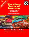 RPG Item: Classic Modules Today C2: The Ghost Tower of Inverness