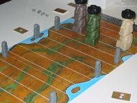 Board Game: Die Osterinsel