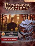 RPG Item: Pathfinder 2 Society Scenario 2-14: Lost In Flames