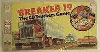 Board Game: Breaker 19: The CB Trucker Game