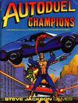 Board Game: Autoduel Champions