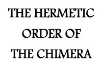 RPG: The Hermetic Order of the Chimera