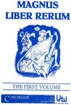 RPG Item: Magnus Liber Rerum (Vol. 1 - 2004)