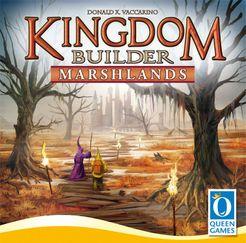 Kingdom Builder: Marshlands Cover Artwork