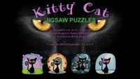 Video Game: Kitty Cat: Jigsaw Puzzles