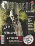 Issue: Jeu de Rôle Magazine (Issue 30 - Summer 2015)