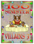 RPG Item: 100 Sinister Villains 3