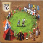 Board Game: Carcassonne: Bonusplättchen Spiel 2016