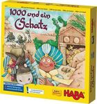 Board Game: 1000 and One Treasures