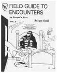RPG Item: Field Guide to Encounters Vol. 2