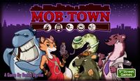 Board Game: Mob Town