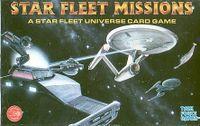 Board Game: Star Fleet Missions