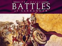 Video Game: The Great Battles of Alexander