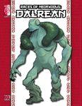 RPG Item: Races of NeoExodus: Dalrean (3.5)
